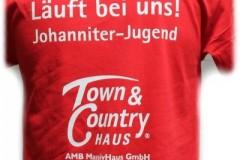 Johanniter Laufshirt